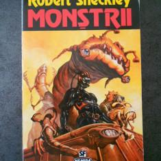 ROBERT SHECKLEY - MONSTRII