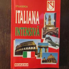 ITALIANA INTENSIVA -OTILIA BORCIA
