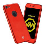 Husa Apple iPhone 6/6S 6 Joyroom (Fata Spate) Rosu + Folie de protectie