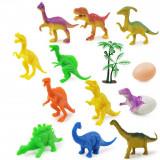 Set animale dinozauri cu ou