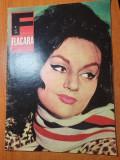 flacara 9 ianuarie 1971-ceausescu vizita la rasnov si zarnesti , ceramica turda