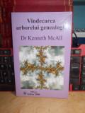 Dr. KENNETH McALL - VINDECAREA ARBORELUI GENEALOGIC , 2011