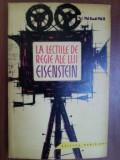 La lectiile de regie ale lui Eisenstein- V.Nijni