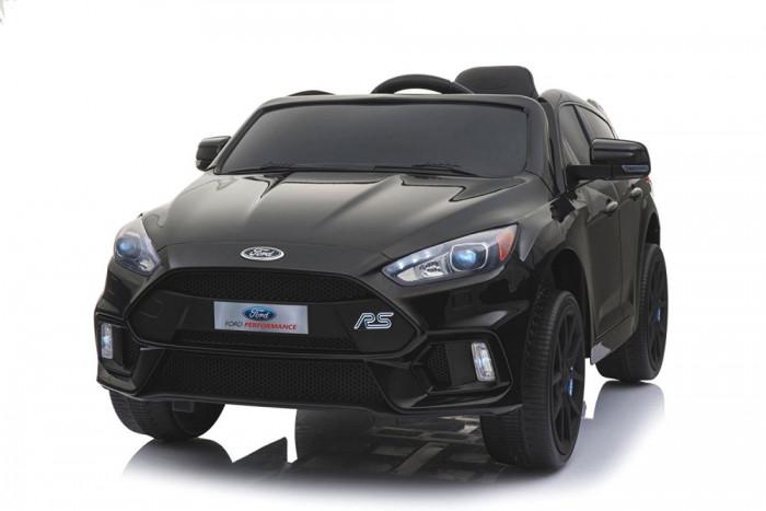 Masinuta electrica pentru copii Ford Focus RS PREMIUM #Negru