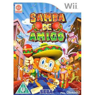 Samba De Amigo Wii foto