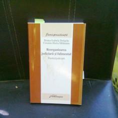 REORGANIZAREA JURIDICA SI FALIMENTUL - ILEANA IZABELA DOLACHE