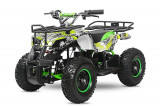 Cumpara ieftin Mini ATV electric pentru copii NITRO Torino Quad 800W 36V Verde