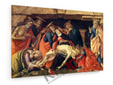 Tablou pe panza (canvas) - Sandro Botticelli - Mourning Christ