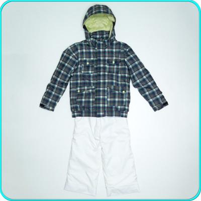 Costum ski—iarna, impermeabil—calduros—aerisit, BURTON → fete  11—12 ani  152 cm foto