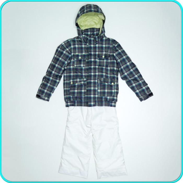 Costum ski—iarna, impermeabil—calduros—aerisit, BURTON → fete  11—12 ani  152 cm