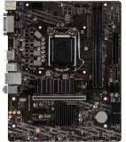 Placa de baza MSI B460M-A PRO, Intel B460, LGA 1200, mATX