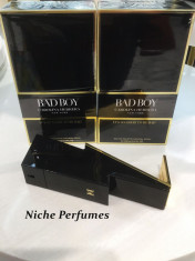 Parfum Original Carolina Herrera Bad Boy foto