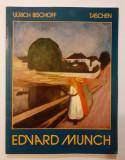 Edvard Munch - album artă, lb. germană - Ulrich Bischoff / Taschen, 1988