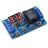 Modul releu cu temporizare 6-30V 1 canal / Relay delay timer real-time (r.631)
