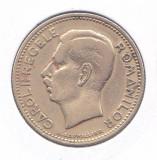 Moneda Romania (regat) 20 Lei 1930 - KM#51 VF (Carol II - monetaria Paris)