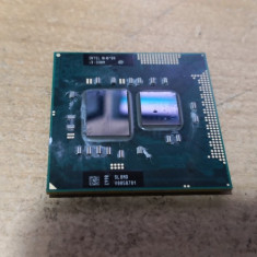 CPU Laptop i3-330M 2,1GHz SLBMD #RAZ