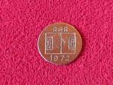 Moneda Arbitru Fotbal - RSR 1972