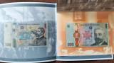 LOT - 100 Lei 2018 Centenar Marea Unire + 100 Lei 2019 Bratianu - UNC in foldere