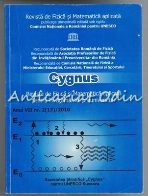 Cygnus - Anul VII Nr. 2( 13)/2010 foto