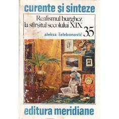 REALISMUL BURGHEZ LA SF. SECOLULUI XIX - ALEKSA CELEBONOVIC