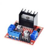 L298N driver motor pas cu pas dual H bridge stepper drive controller (v.17)