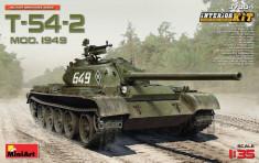 1:35 T-54-2 SOVIET MEDIUM TANK. Mod 1949 1:35 foto