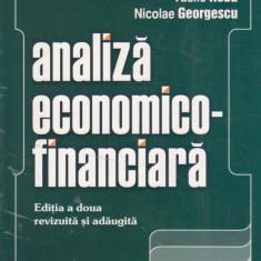 Analiza economico-financiara. Editia a doua revizuita si adaugita