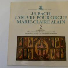 Bach - opere pt. orga
