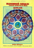 Ruhimnin sedasi: siirler / vocea spiritului meu: versuri/Kiyasedin Uteu
