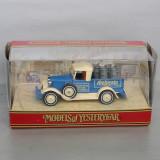 Ford Model A 1930 Ambrosia, Matchbox Yesteryear, Alta