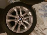 Jante aliaj pe 17 BMW, impecabile, compatibile X1, X3, 5, 3, 9,5