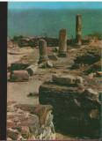CPI B13207 CARTE POSTALA - RUINELE CETATII HISTRIA