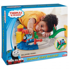 Set de joaca Fisher Price, Thomas porneste la drum