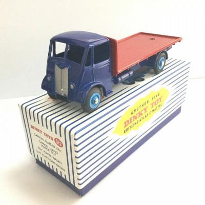 Macheta GUY FLAT TRUCK - Dinky Toys foto