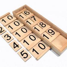 Tablele Seguin 1, Montessori