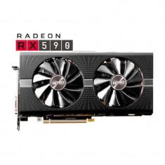 Placa video Sapphire AMD Radeon RX 590 Nitro+ 8GB GDDR5 256bit