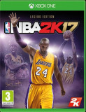 Joc consola Take 2 Interactive NBA 2K17 LEGEND EDITION pentru XBOX ONE