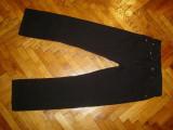 Blugi Levis 501-Marimea W33xL34 (talie-87cm,lungime-110cm), 33, Negru, Lungi, Levi's