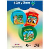 DVD Povesti Storytime 4