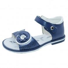 Sandale pentru fetite Bessky XA6332-1B, Bleumarin
