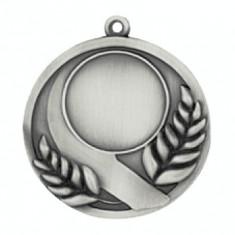 Medalie Argintiu Locul II, cu 5 cm diametru