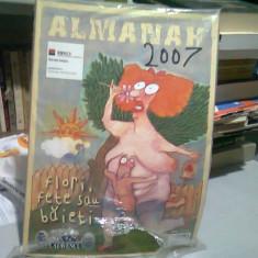 ALMANAHUL ACADEMIEI CATAVENCU, 2007