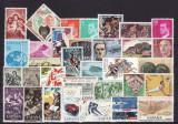 356 - lot timbre nestampilate Spania