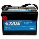 Baterie auto Excell 75Ah, 770A, Exide