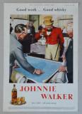 Reclama Johnnie Walker 1946
