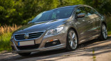 Prelungire tuning sport spoiler bara fata VW Passat CC R line 2008-2012 v1, Volkswagen, PASSAT CC (357) - [2008 -2011]
