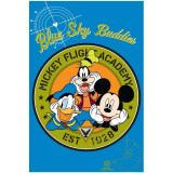 Covor copii Mickey Mouse and Friends model 29 140x200 cm Disney