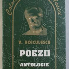 POEZII - ANTOLOGIE de V. VOICULESCU