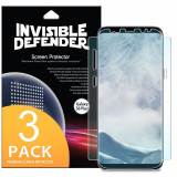 Folie de Protectie Full Cover SAMSUNG Galaxy S8 Plus (3 buc.) RINGKE