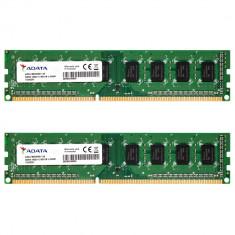 Kit Memorie Adata 16GB 2x8GB DDR3 1600MH